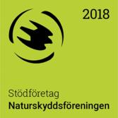 Vi stöder Naturskyddsföreningen